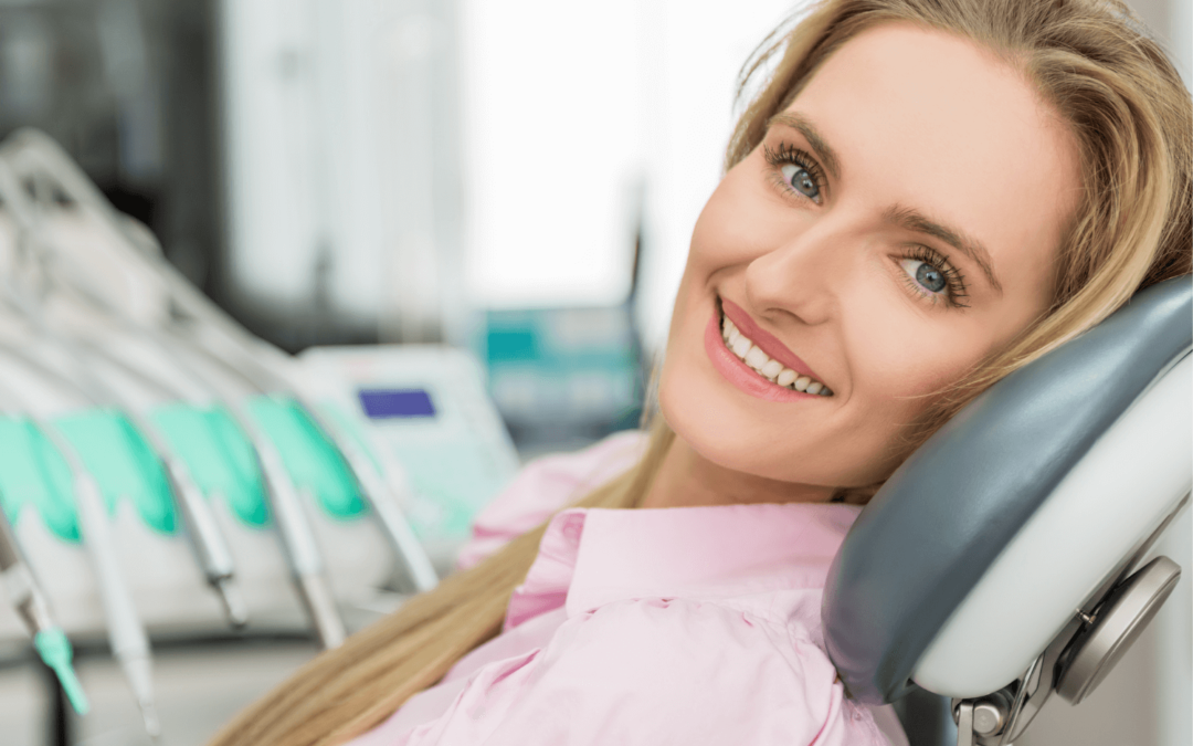 Three Reasons to Book a Dental Exam This Spring