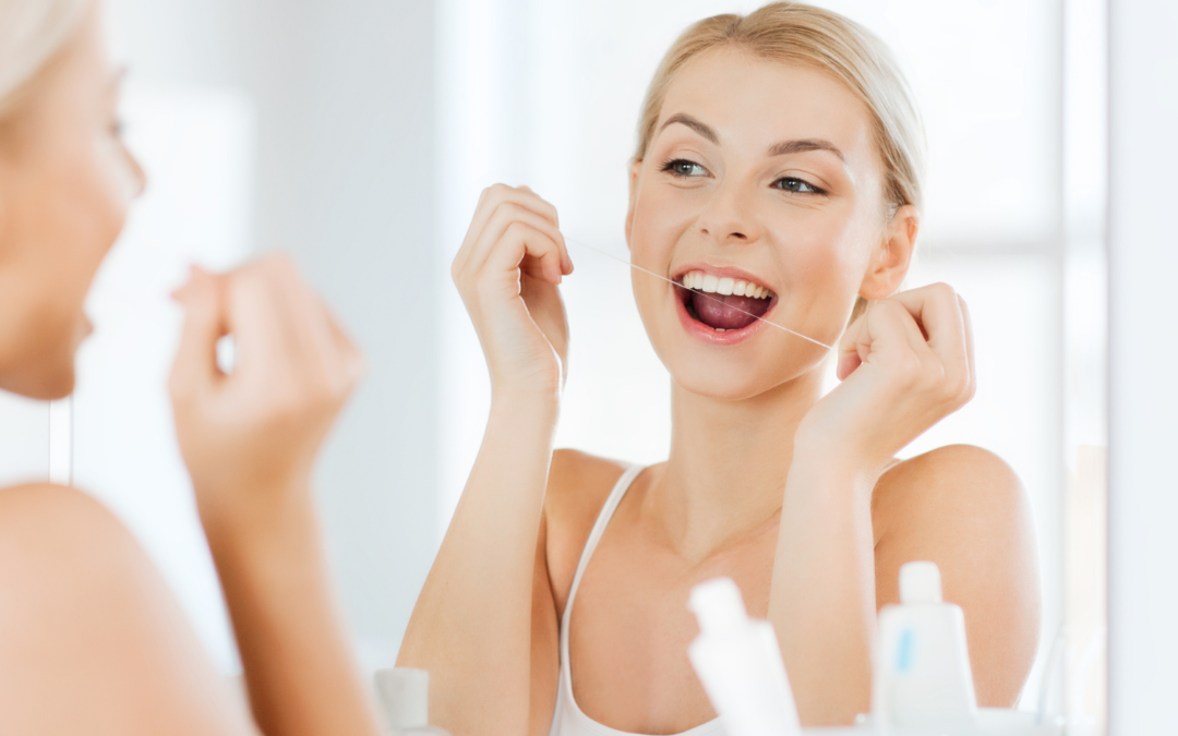 How Flossing Can Help Your Smile